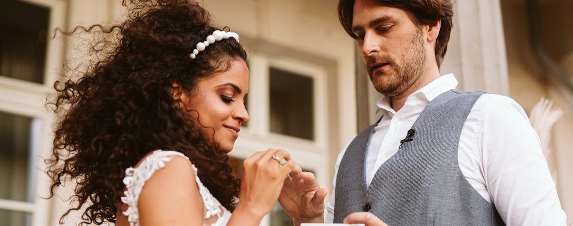 Ceremonia ślubu humanistycznego