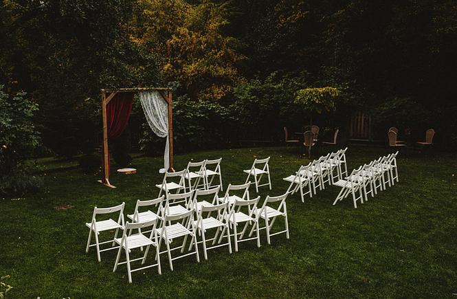 Ślub w plenerze - przygotowania